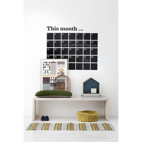 calendar-wall-sticker
