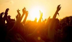 concert_music_audience_sun_summer